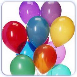 10 Baloons