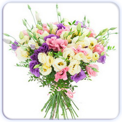 Mixed Flowers Bouquet - Medium