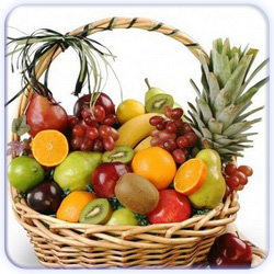 Fruit Basket - Big