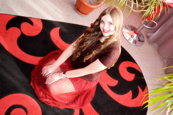 Yana, Ukraine bride for romantic