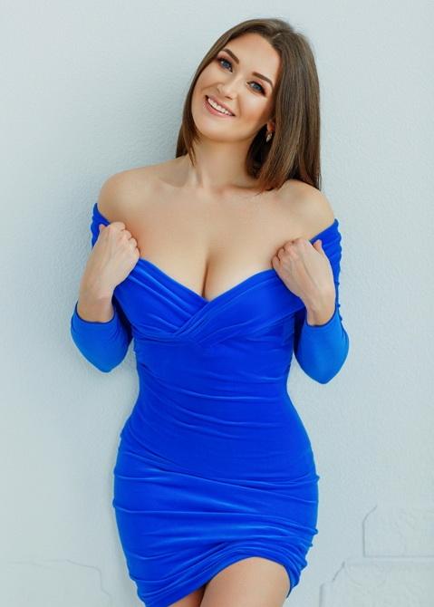 Irina, Ukraine bride for romantic
