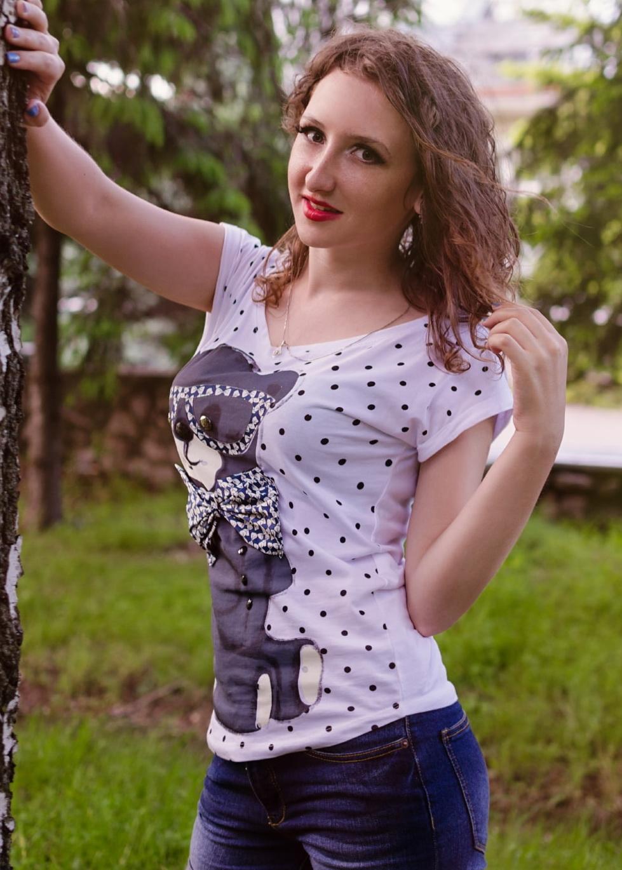 Valeria, Ukraine bride for romantic
