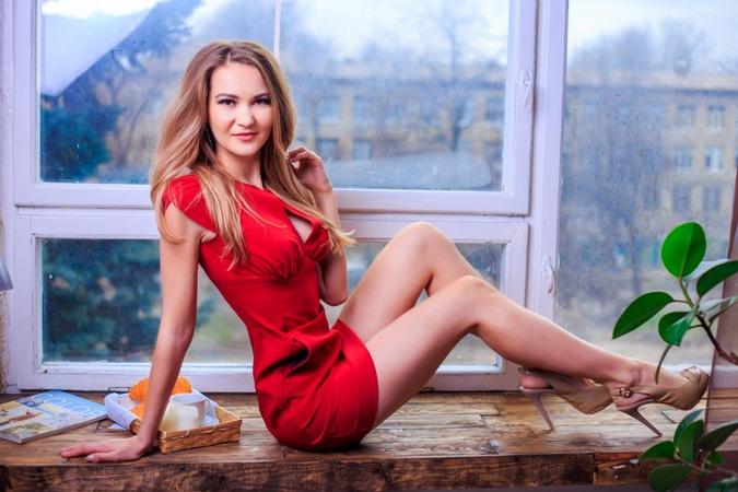 Ekaterina, Ukraine bride for marriage