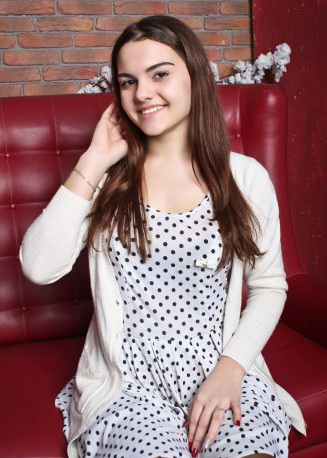 Ekaterina, Ukraine bride for marriage