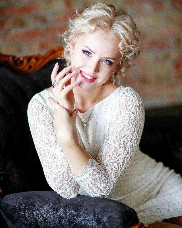 Oksana, Ukraine bride for marriage