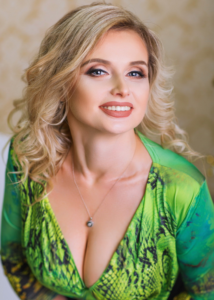 Svetlana, Ukraine bride for marriage