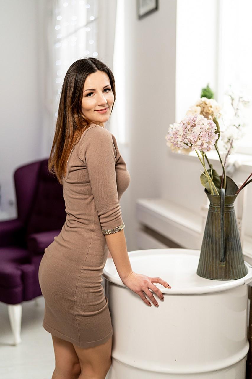 Viktoria, Ukraine bride for romantic