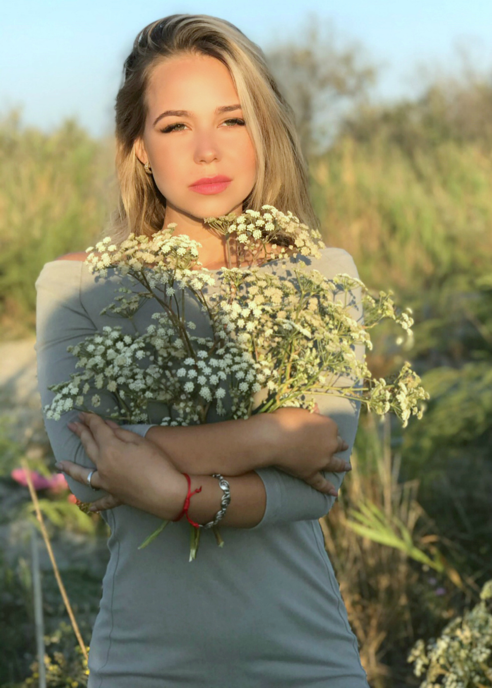Valeriya, Ukraine bride for romantic