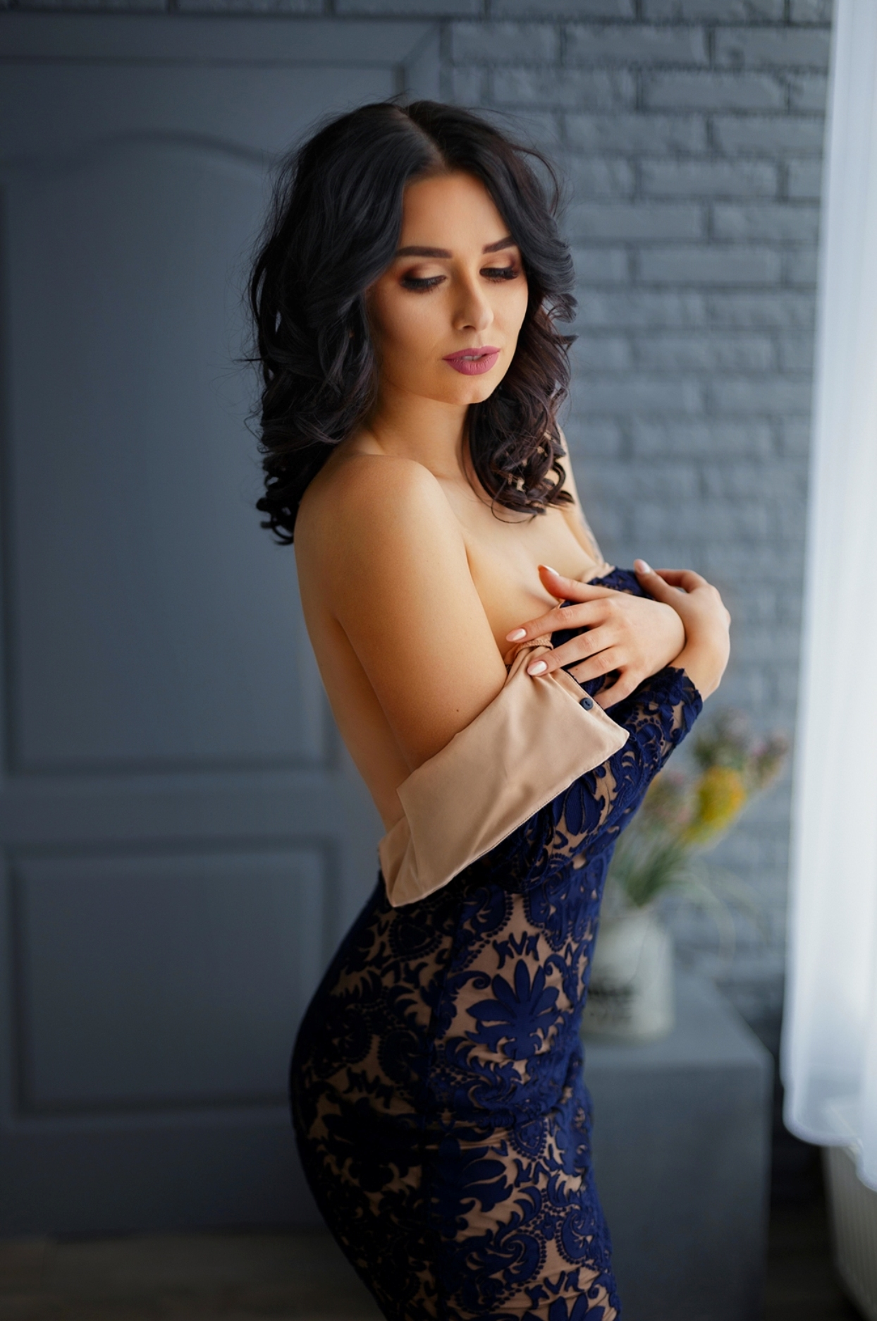 Anastasia, Ukraine bride for romantic