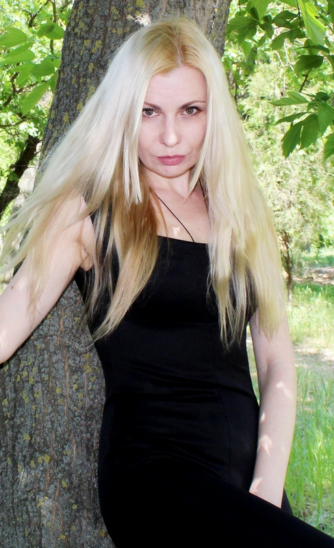 Nina, Ukraine bride for marriage