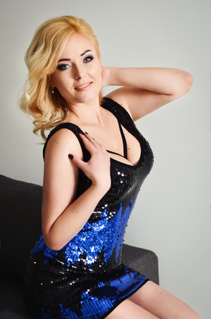 Lyudmila, Ukraine bride for marriage