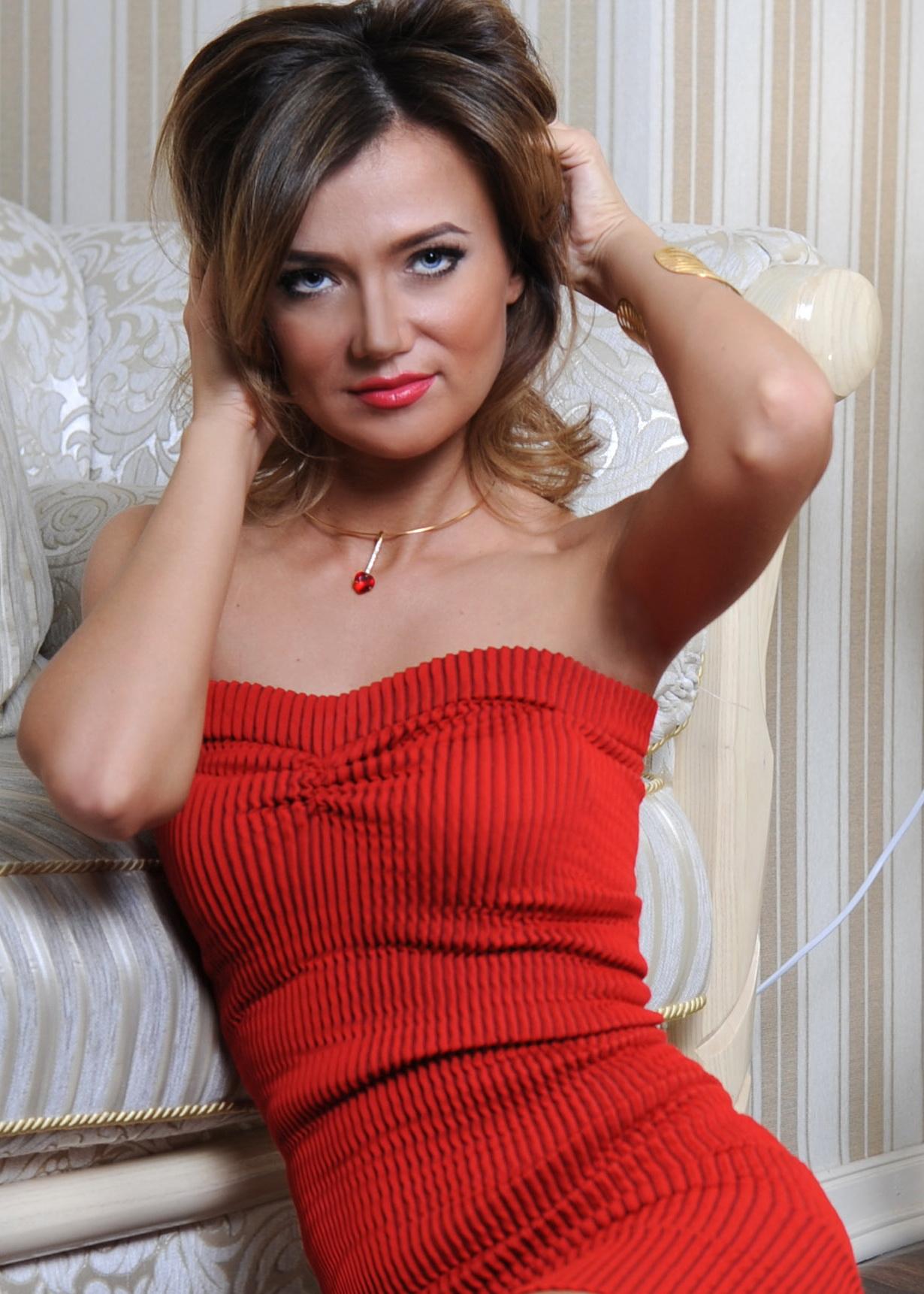 Natali, Ukraine bride for romantic