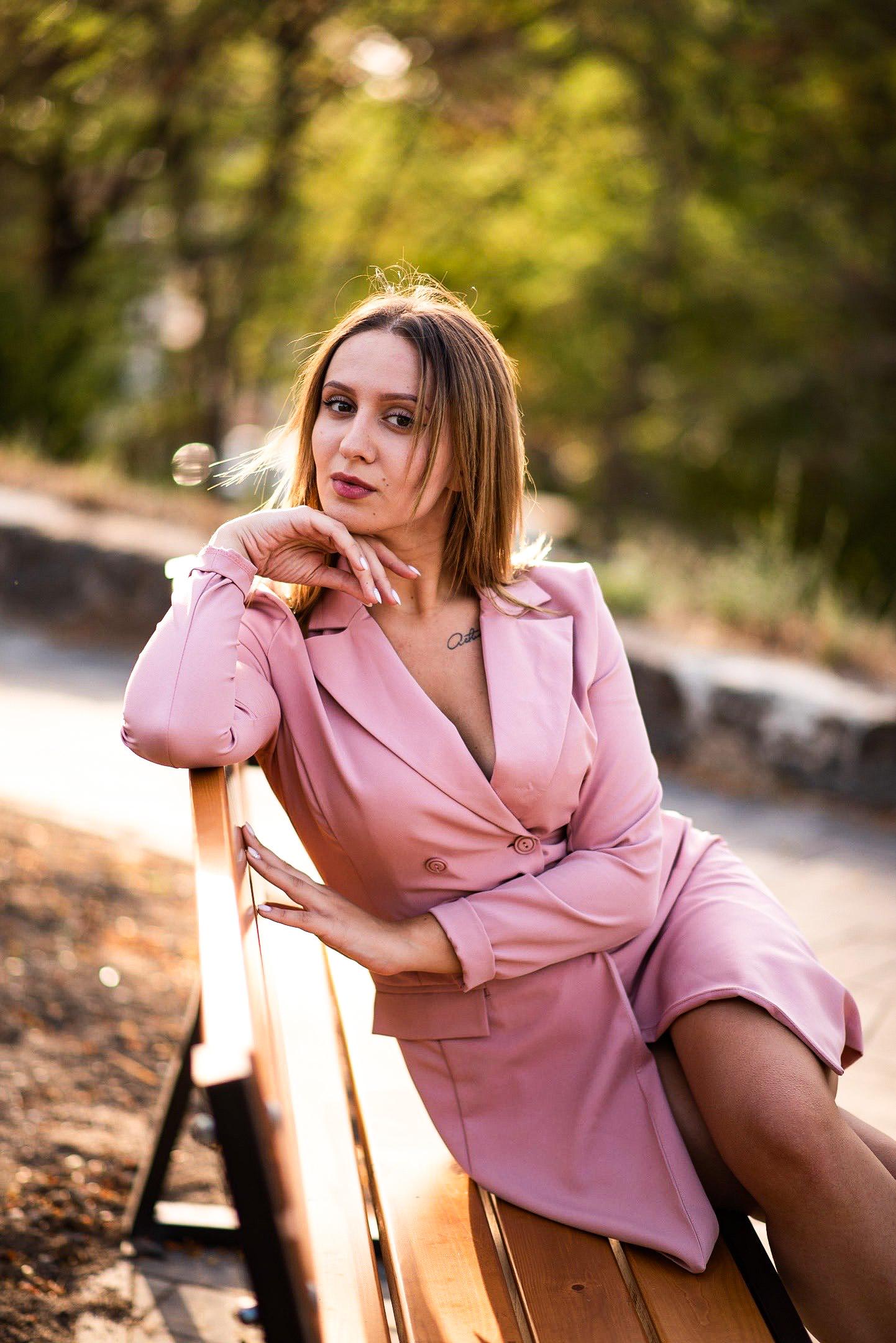 Anastasiya, Ukraine bride for marriage
