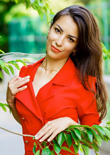 Irina, Ukraine bride for marriage