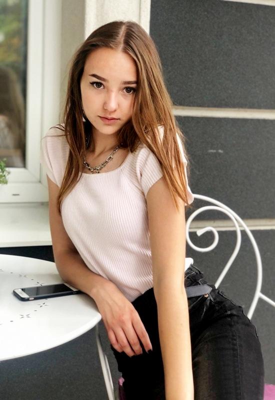 Jylia, Ukraine bride for romantic