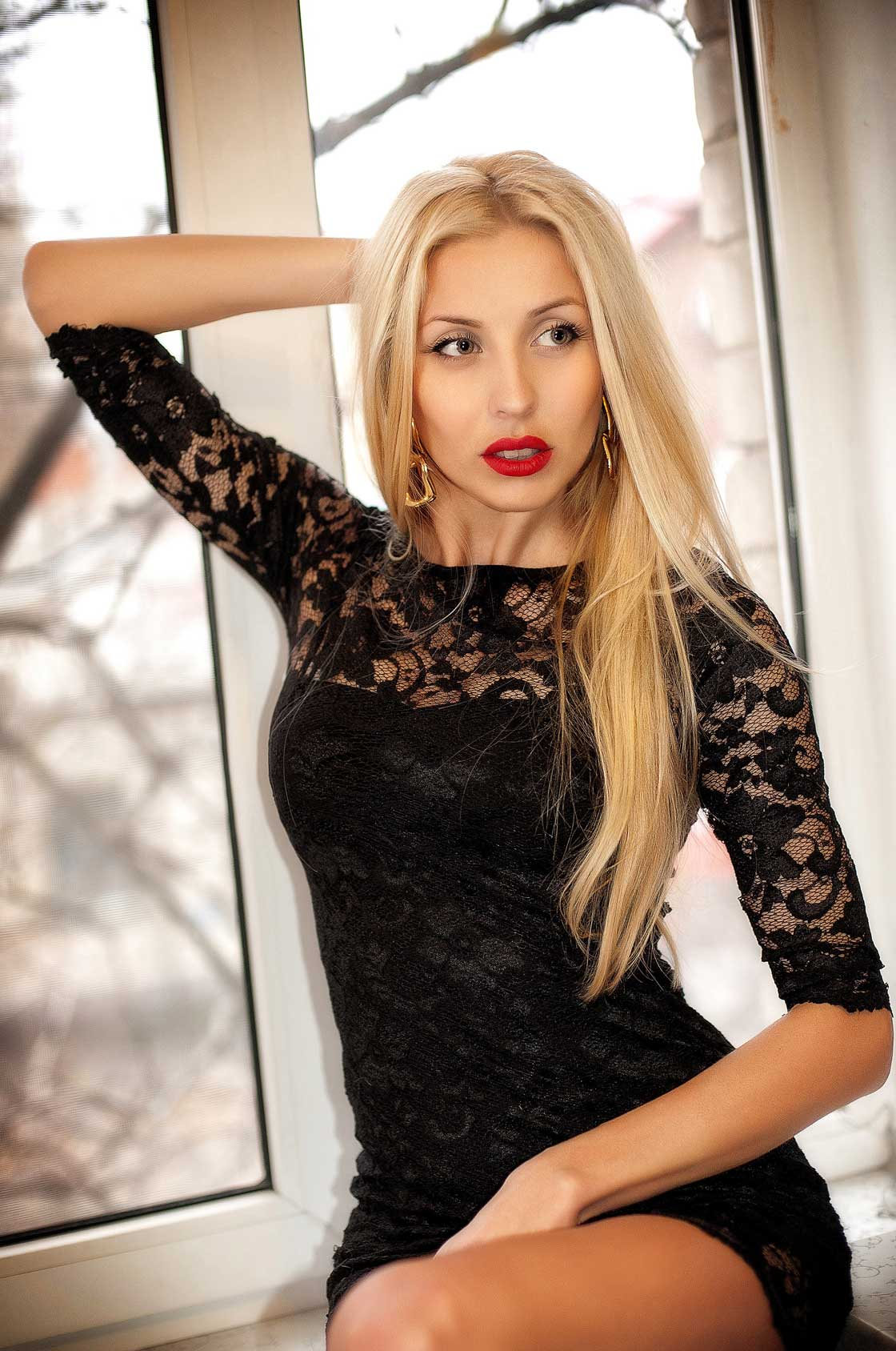 Mari, Ukraine bride for romantic