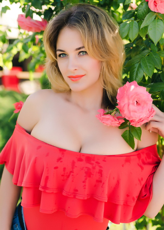 Julia, Ukraine bride for marriage