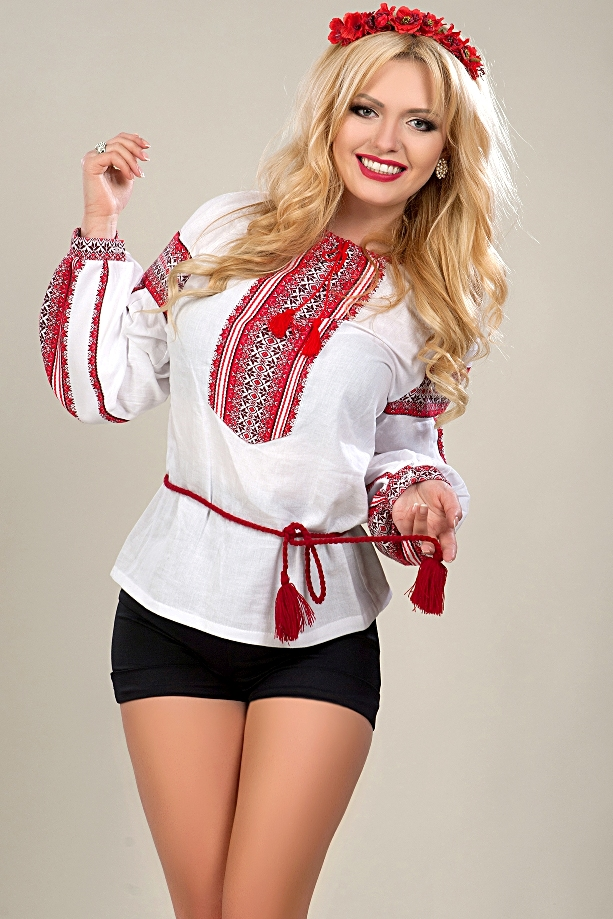Nataly, Ukraine bride for romantic