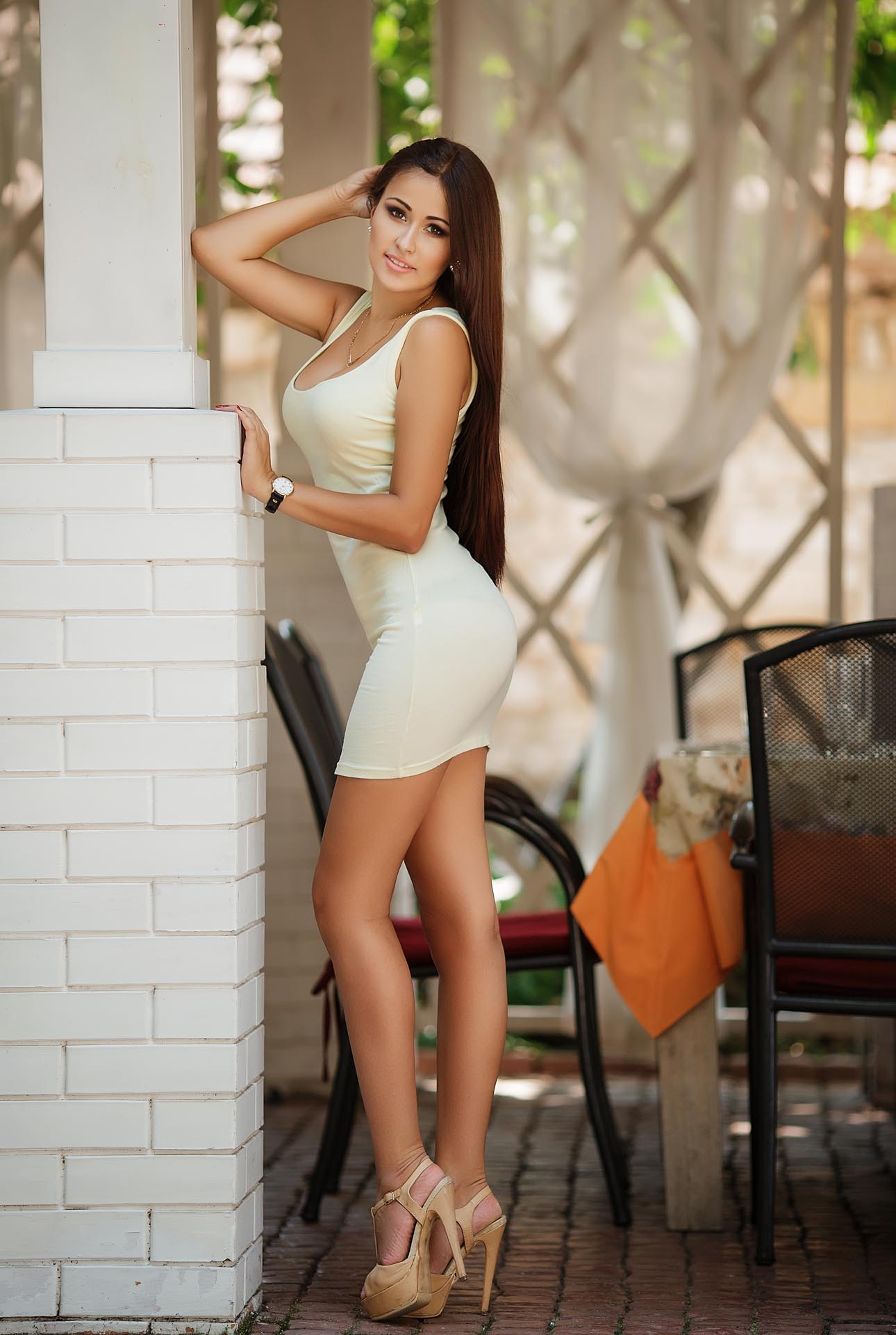 Yana, Ukraine bride for marriage