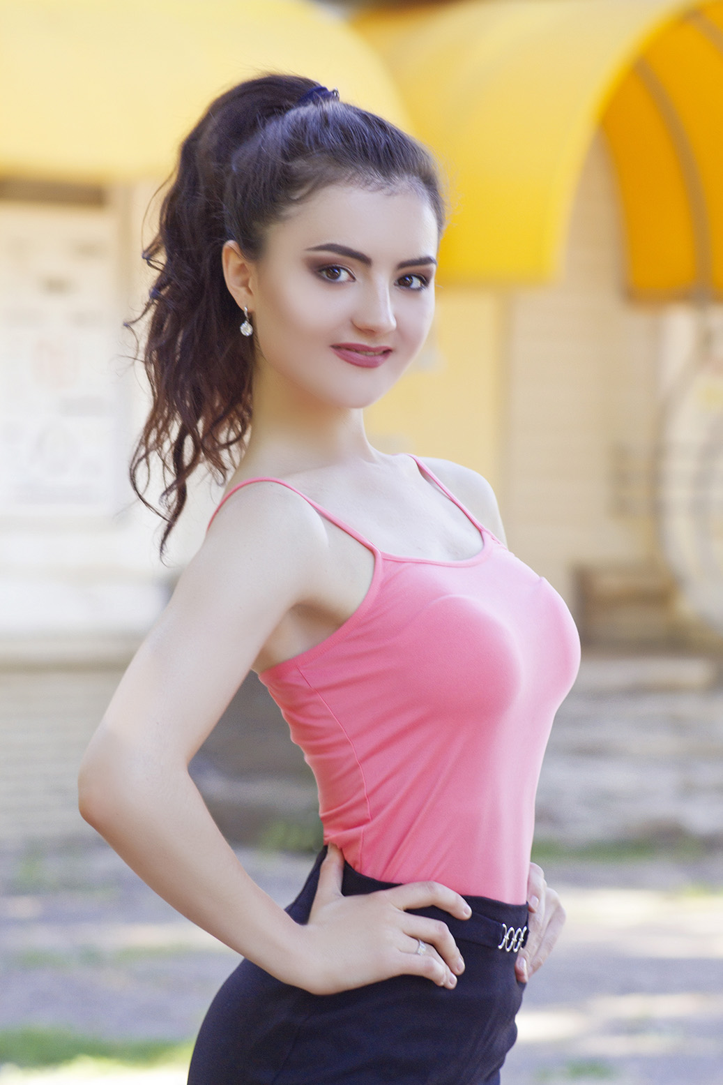 Veronica, Ukraine bride for marriage