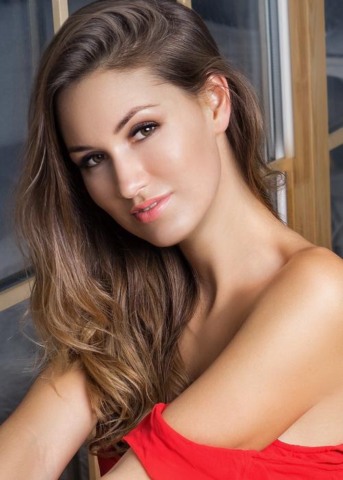 Aleksandra, Ukraine bride for romantic