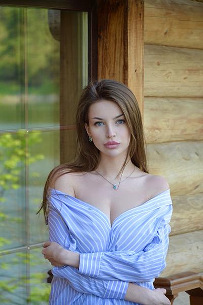 Alina, Russia bride for marriage