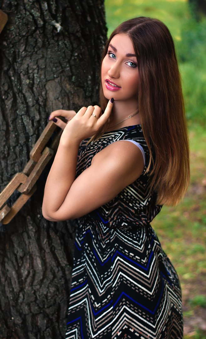 Nataliia, Ukraine bride for romantic