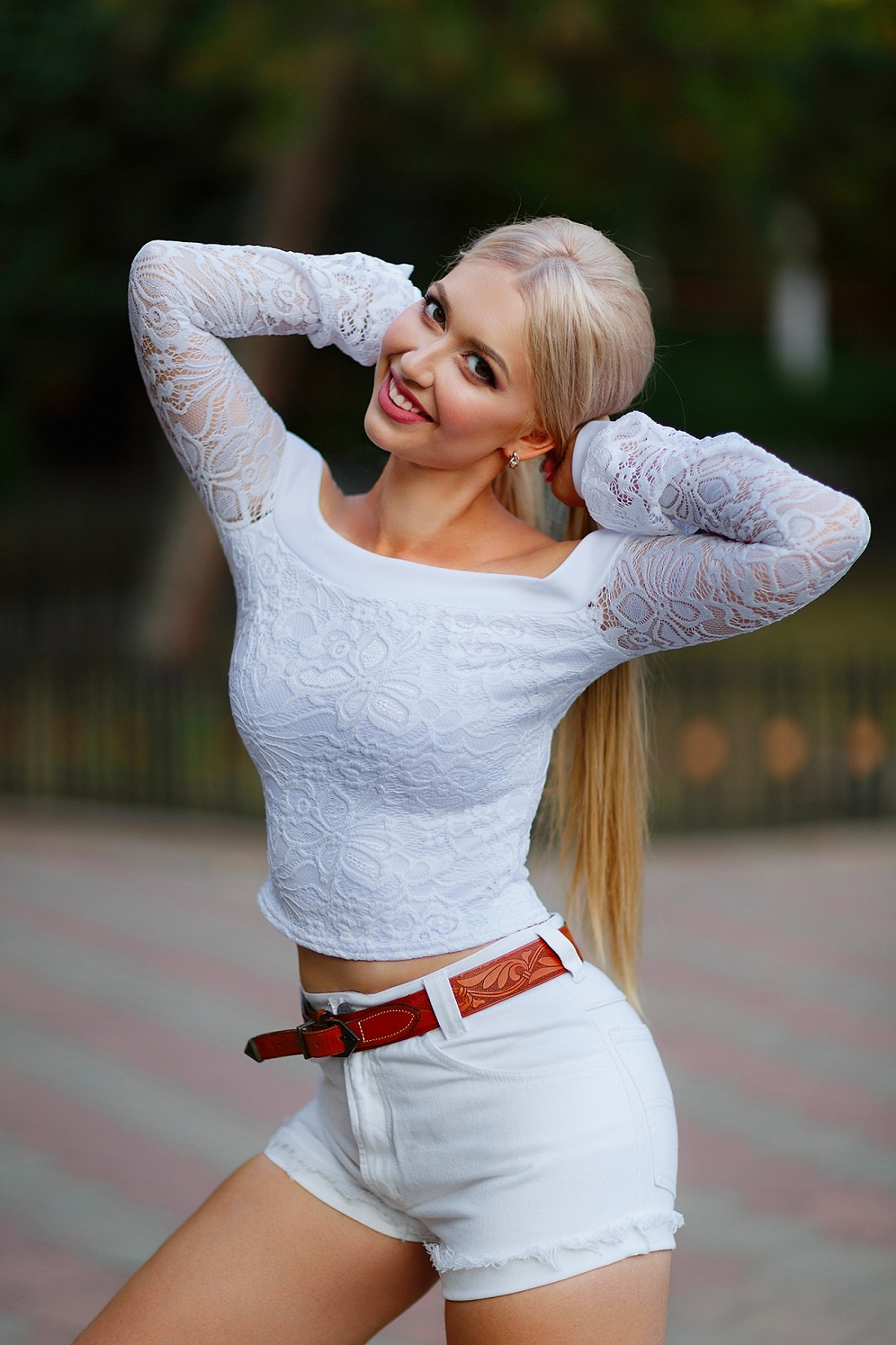 Alina, Ukraine bride for marriage