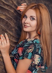 Yulia, Ukraine bride for romantic