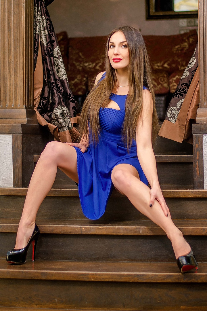 Oksana, Ukraine bride for marriage