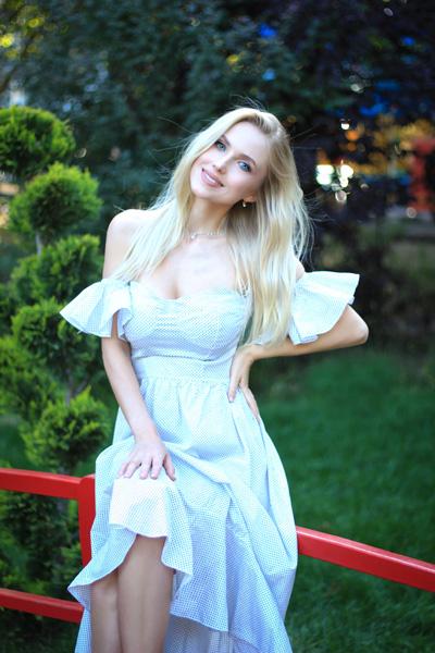 Nastasiya, Ukraine bride for marriage