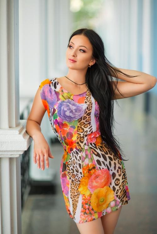 Lidiya, Ukraine bride for romantic