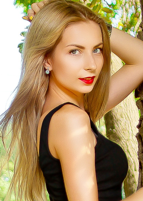 Aleksandra, Ukraine bride for marriage