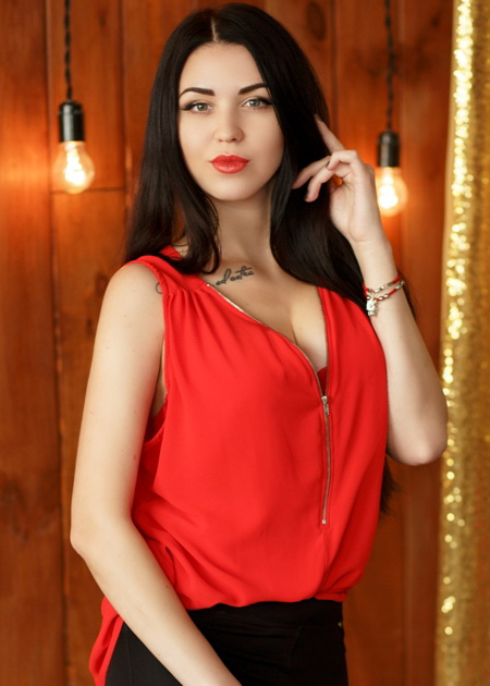 Diana, Ukraine bride for marriage