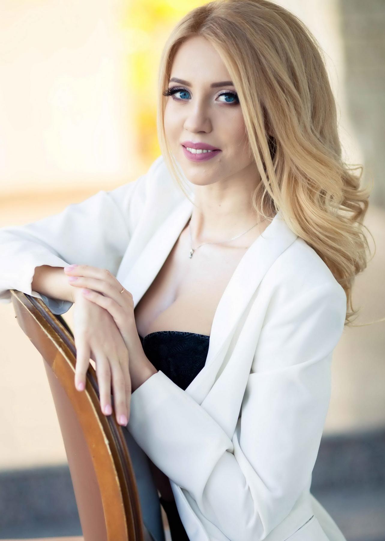 Margarita, Ukraine bride for marriage