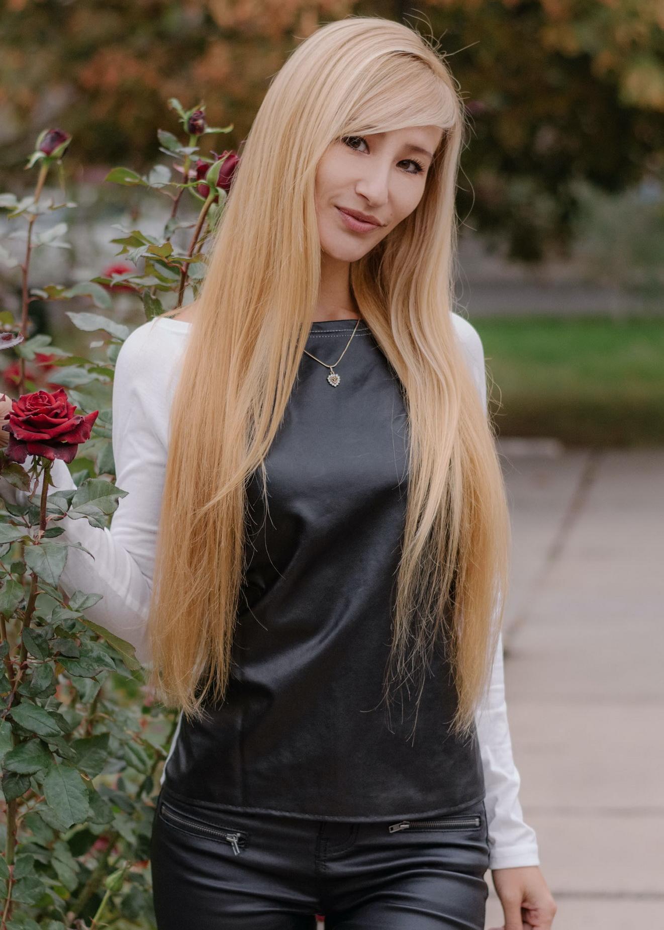 Natalia, Ukraine bride for romantic