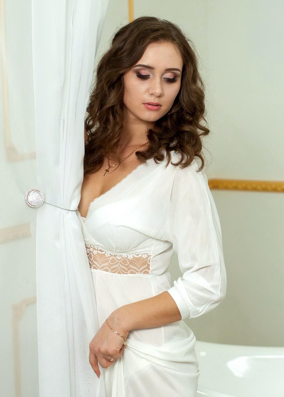 Victoria, Ukraine bride for romantic