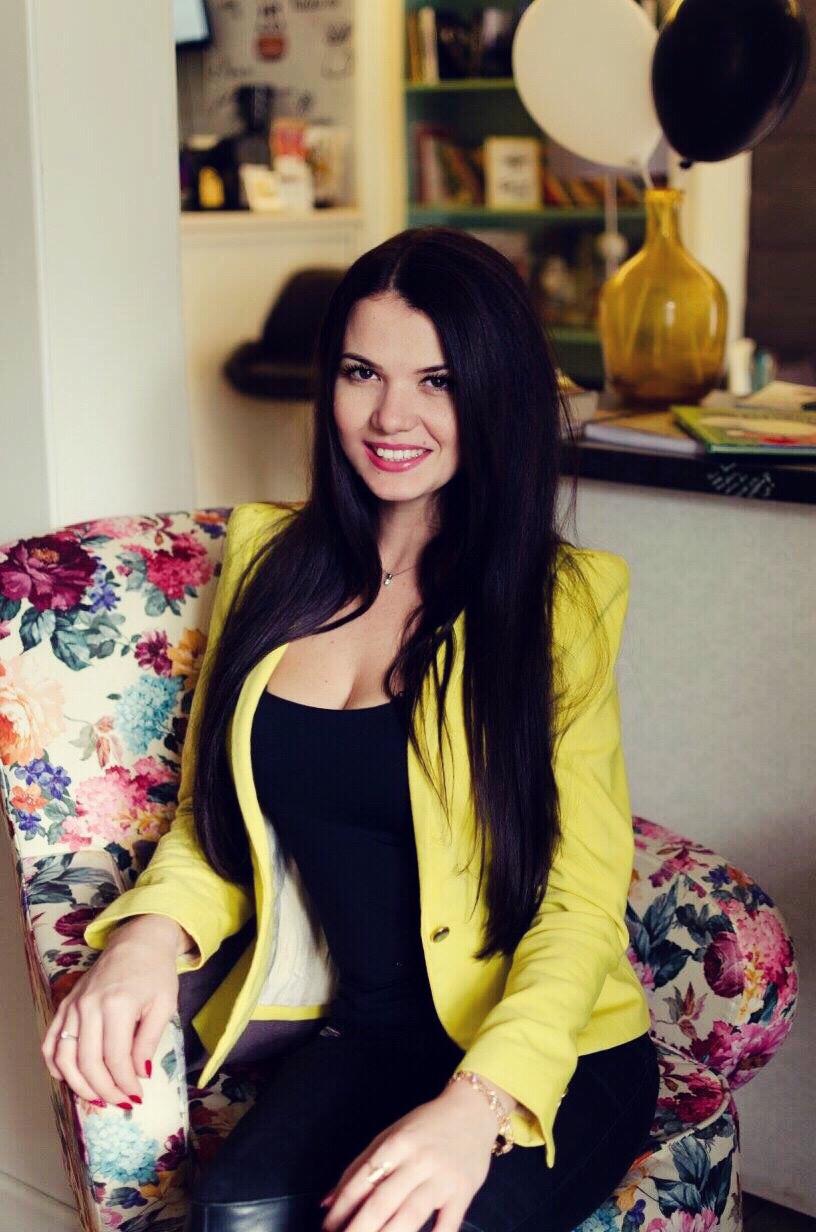 Yana, Ukraine bride for marriage
