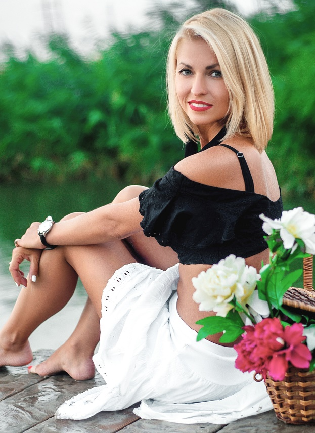 Daina, Ukraine bride for marriage