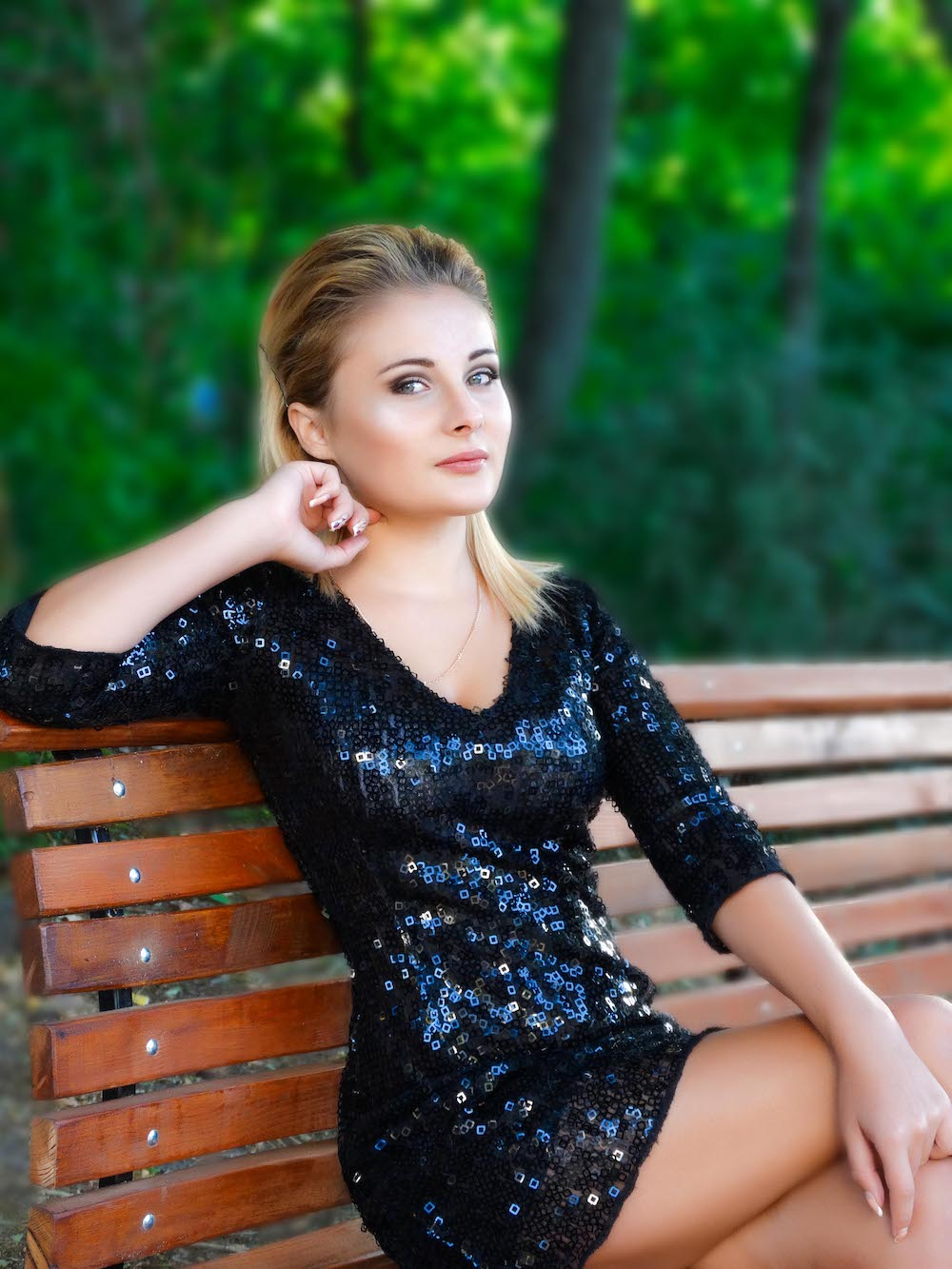 Nataly, Ukraine bride for romantic