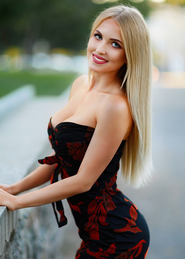 Nastasiya, Ukraine bride for marriage