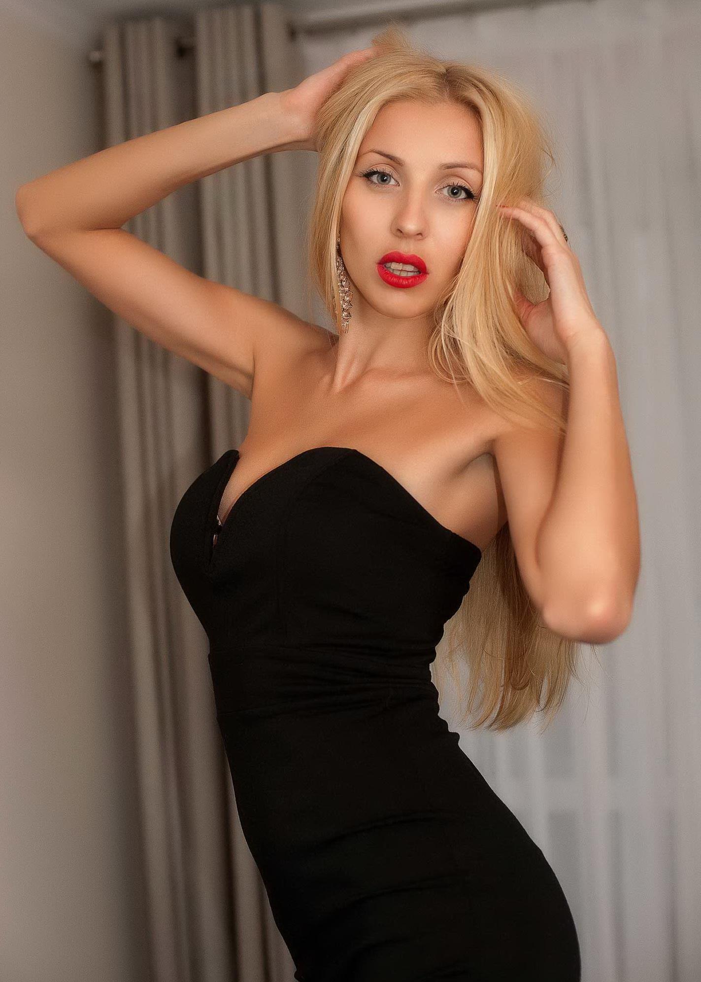 Mari, Ukraine bride for romantic