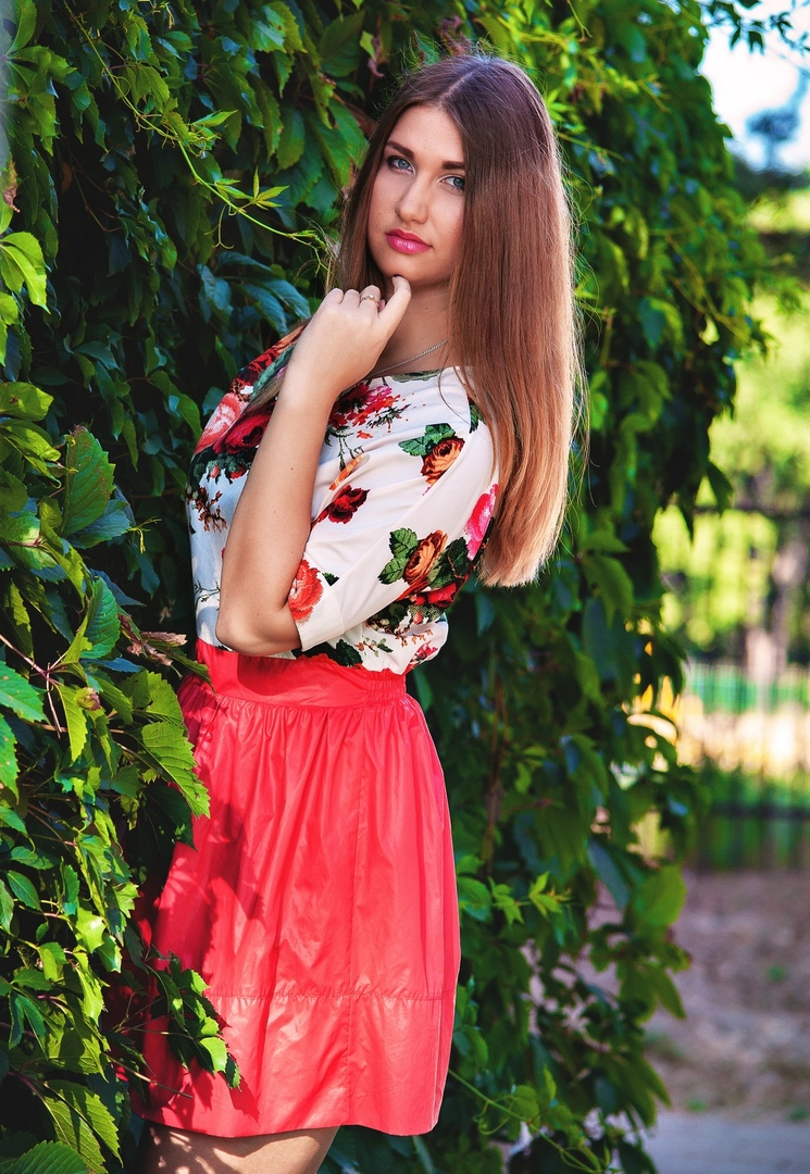 Nataliia, Ukraine bride for romantic