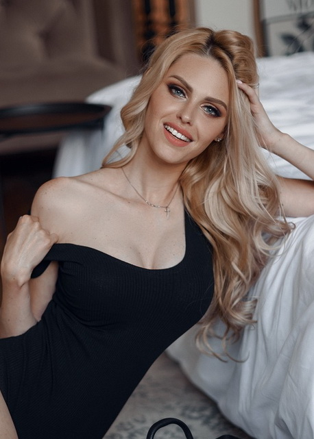Kristina, Ukraine bride for marriage
