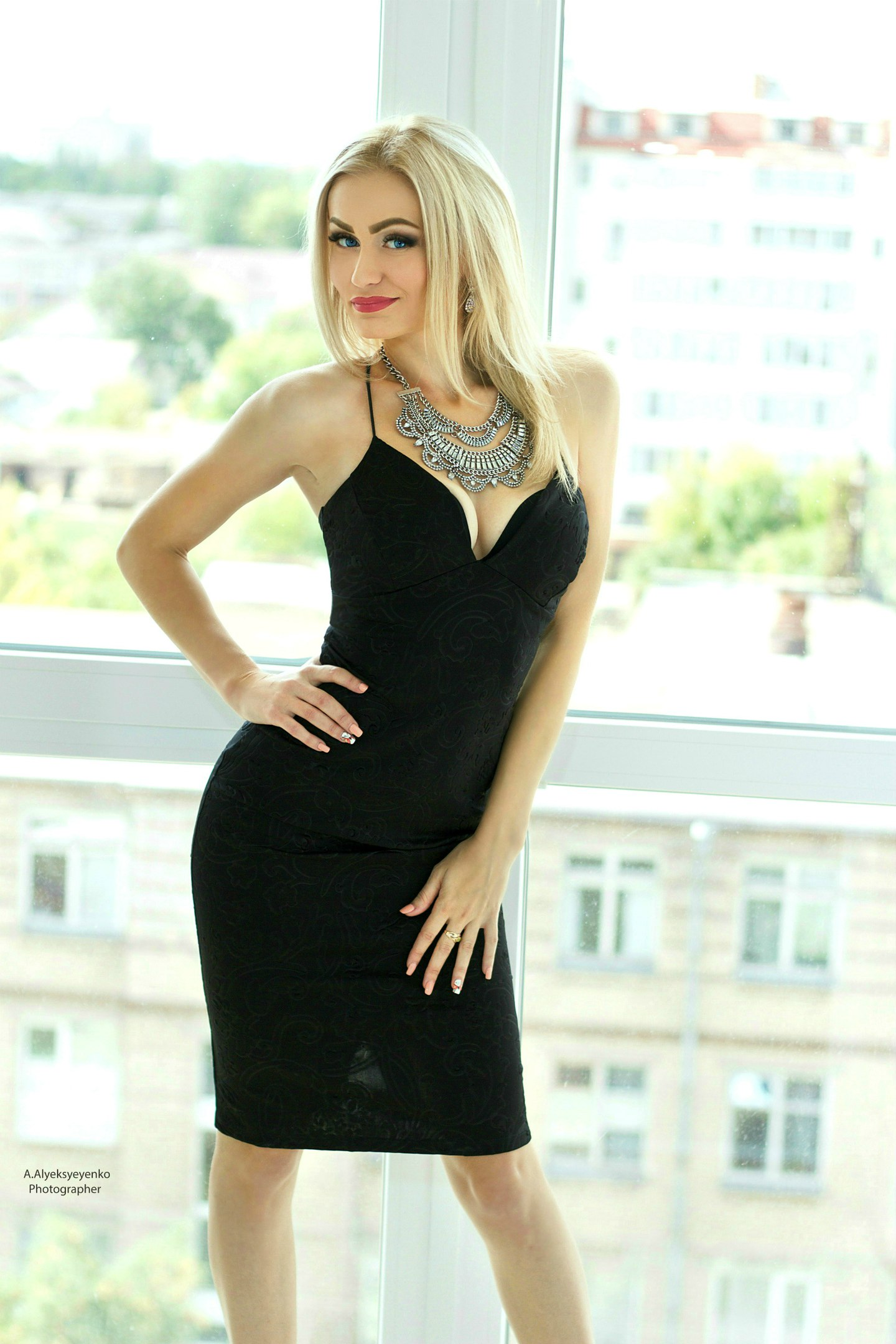 Yuliya, Ukraine bride for romantic