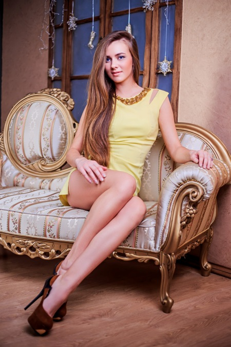 Yuliya, Ukraine bride for marriage