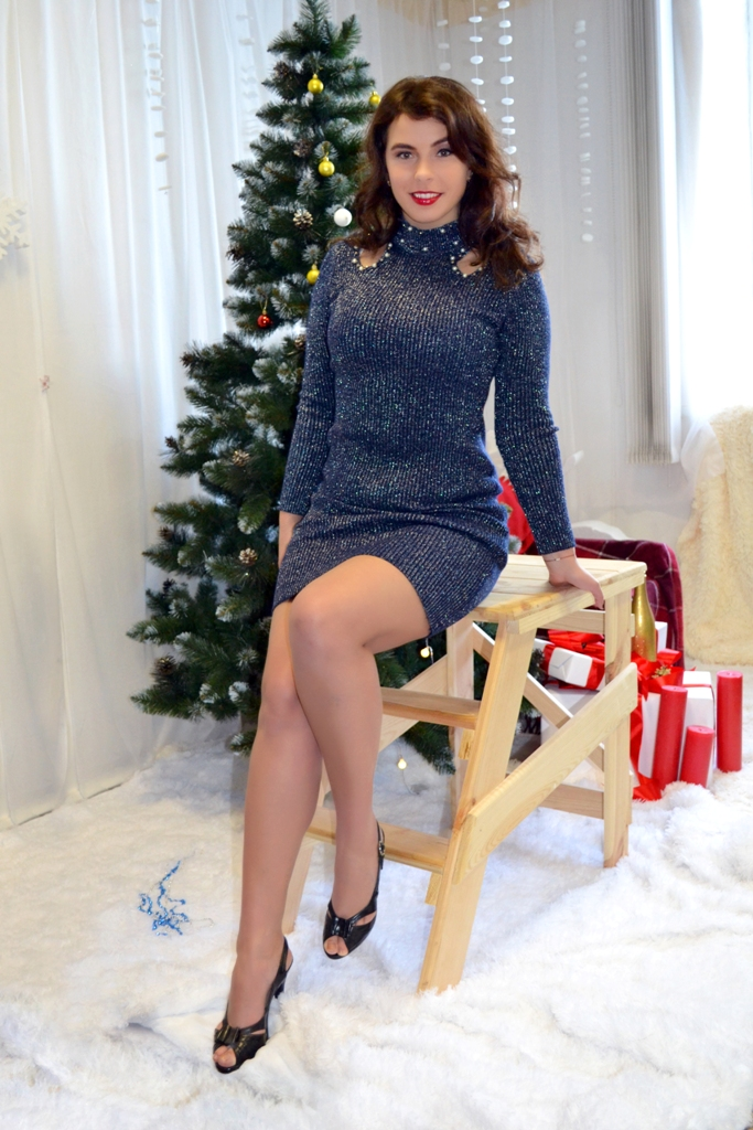 Yuliya, Ukraine bride for romantic